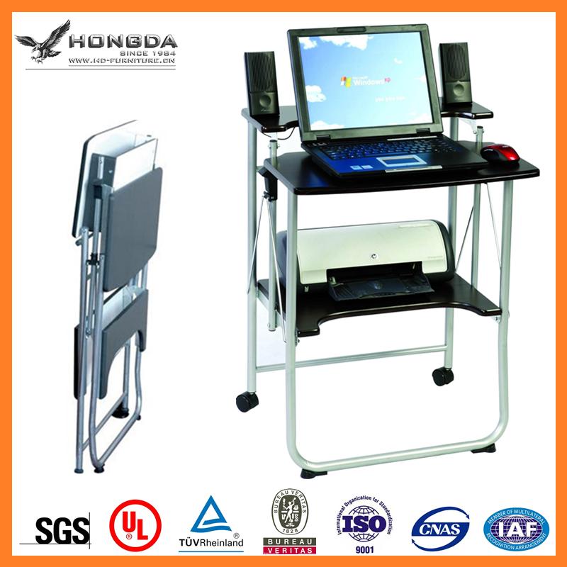 Small Size Portable Freeley Folding Computer Desk