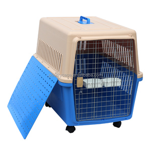Hot Sale Air Transport Cage / Airplane & Flight Pet Carrier