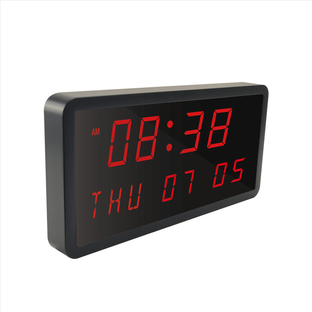 LED Numérique Horloge de Table pour La Décoration De La Maison