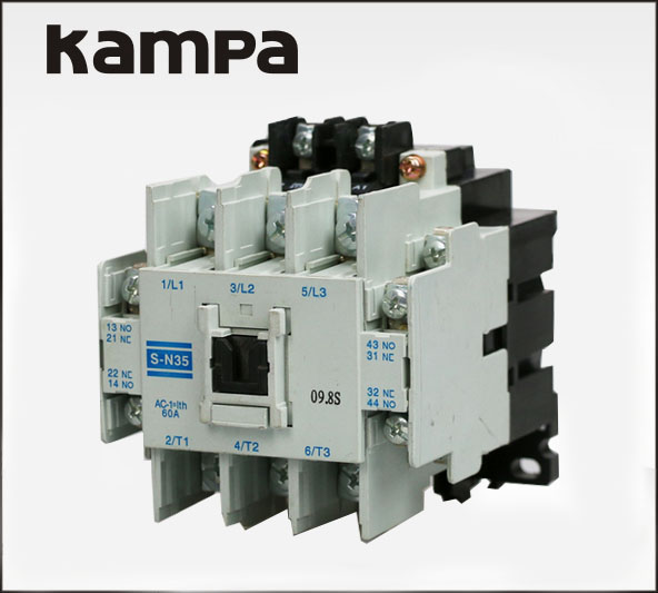 SN-35 220v single /three phase electric magnetic contactor