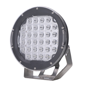 Super Bright Offroad Light Round 9 Inch 225W LED Driving Lights