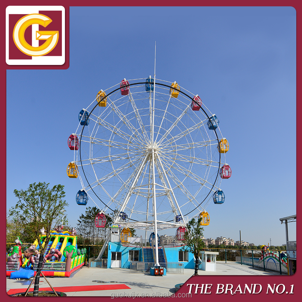 China Outdoor Entertainment Amusement Park Kids Games 20m Ferris Wheel Equipment for sale