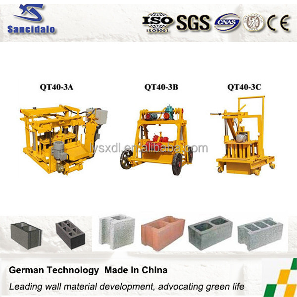 Movable brick machine alibaba credit insurance product