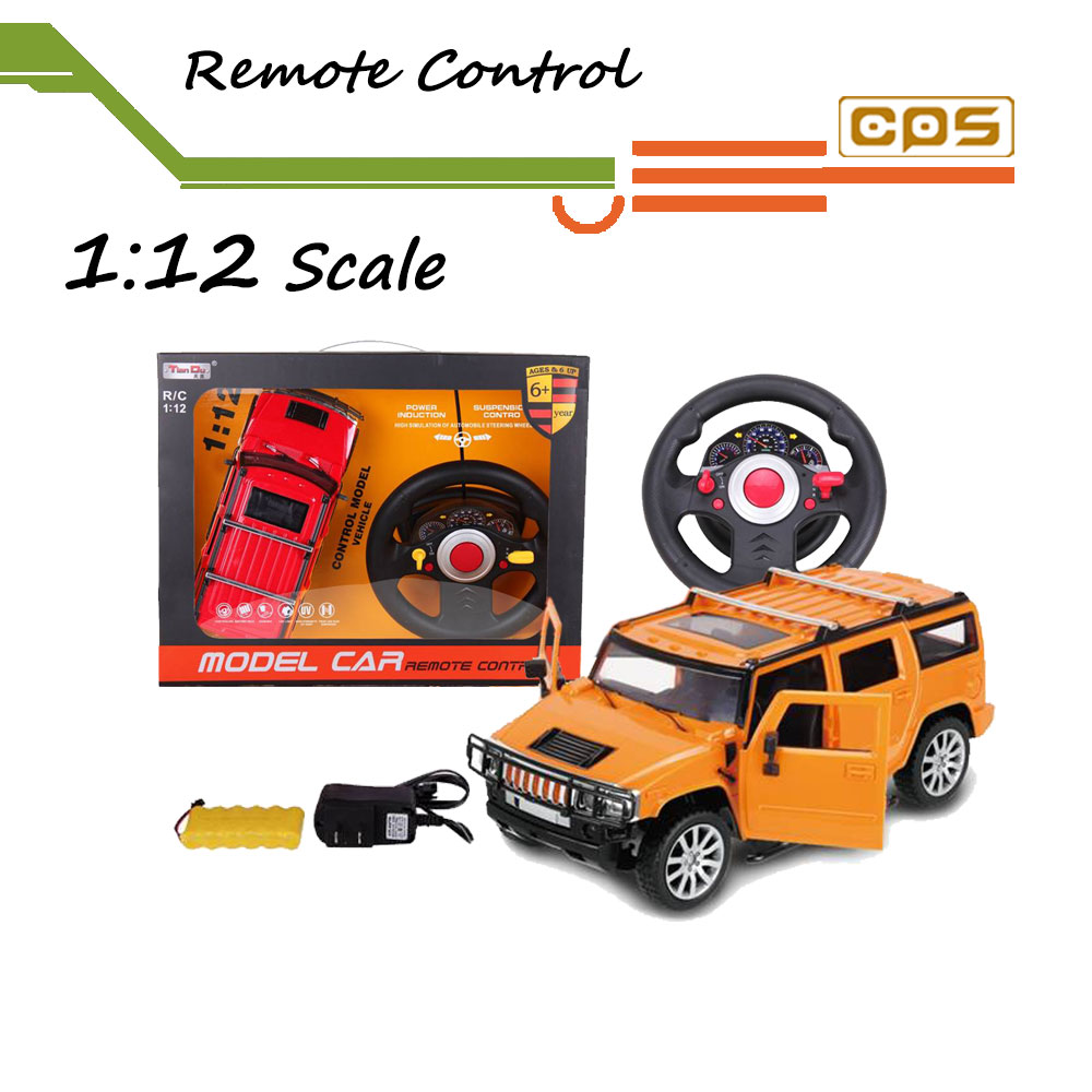 Extra Hot 1:12 Scale TIANDU Brand Rc Car