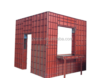 China Cost Effective Construction Metal Formwork For ...