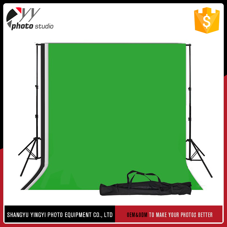 High quality durable using various photo studio background chromakey muslin backdrop