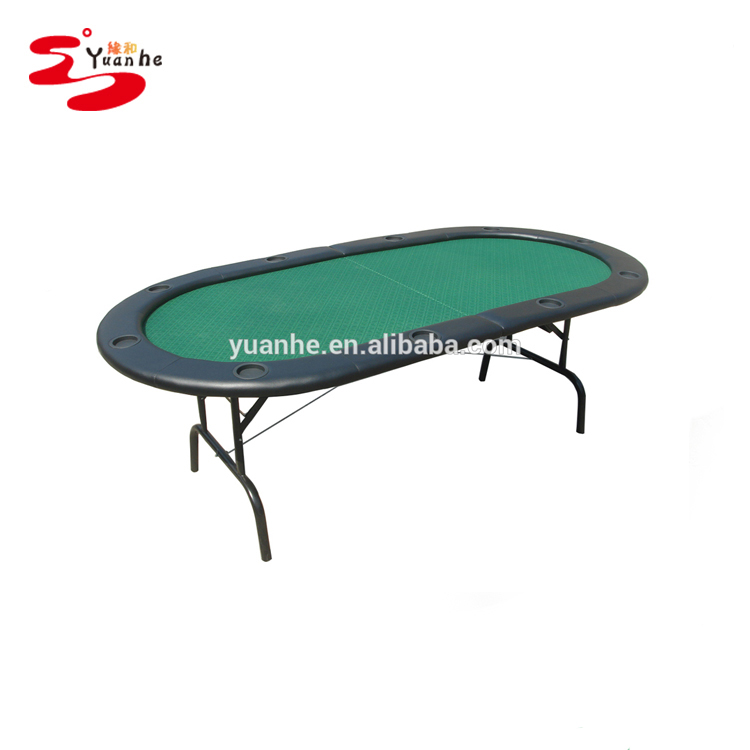 "84"" used poker tables with High Speed Cloth for sale"