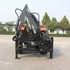 China CE 3 Point Hitch Towable Backhoe, Small Garden Towable Backhoe Farm Tractor, Backhoe loader for sale