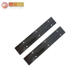 Top 1.2 Inch Breedte China Fabriek Rvs Plated Zwart Grote Piano JF64