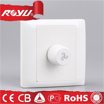 Bed Switch Exhaust Fan Speed Controller,Fan Speed Dimmer Function ...