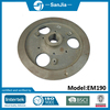belt pully and flywheel for farm machinery diesel engine tractor spare part