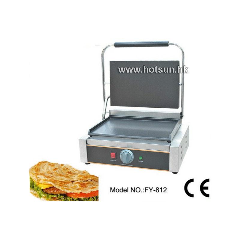Commercial non b ton lectrique 110 v 220 v comptoir plaque sandwich panini plaque de contact - Comptoir electrique du sud ouest ...