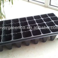 110mm height Tree nursery tray