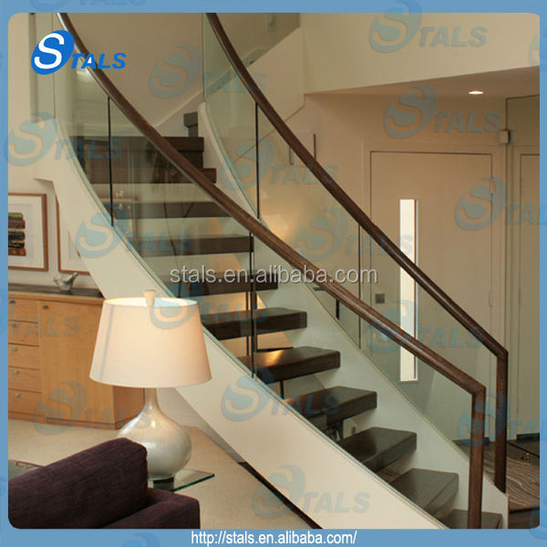 stals 2014 hei er verkauf innen glas treppengel nder au en glasgel nder balkongel nder design. Black Bedroom Furniture Sets. Home Design Ideas