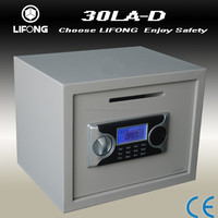 Electronic safe,home safe,money safe box with a slot