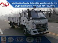 FOLAND 4x4 mini dump truck for sale all-wheel drive small tipper car low price big horsepower duty truck