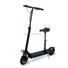 Two wheels 8 inch self balancing electric scooter for adults with LCD display