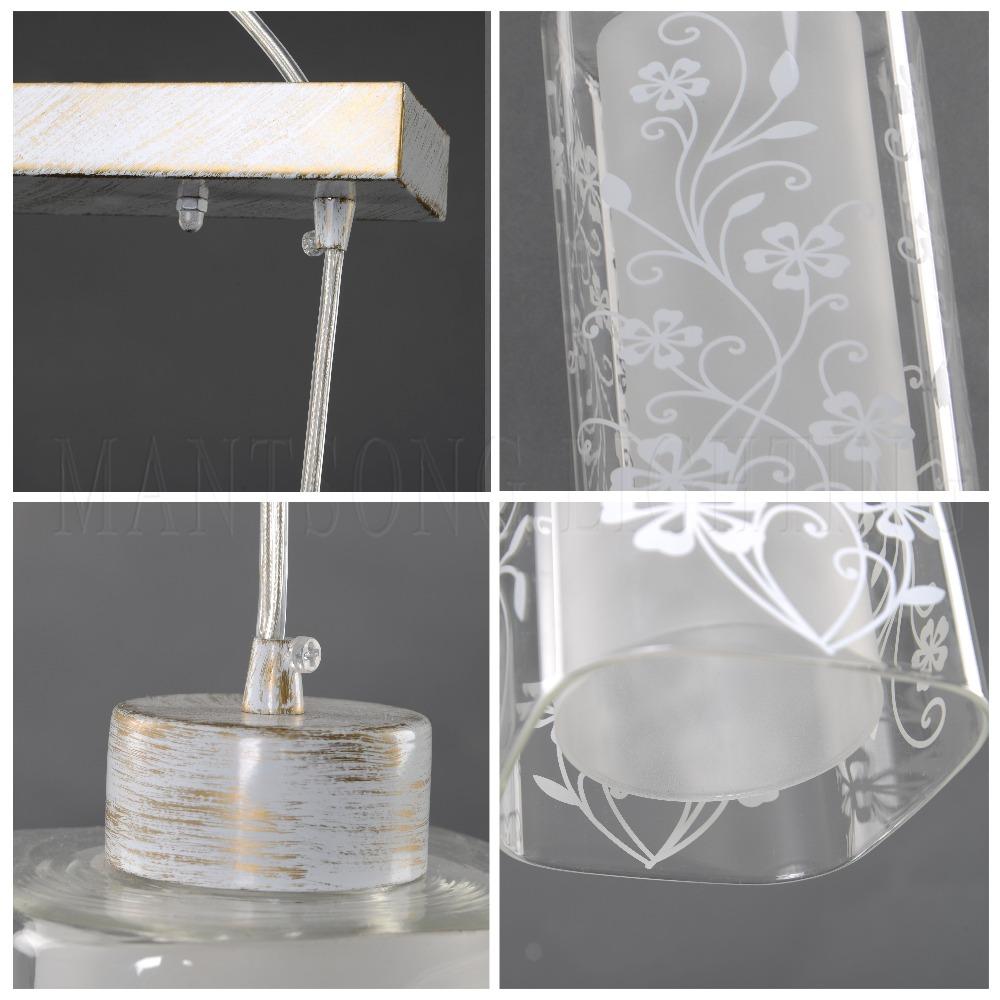 2015 dekorative glas shades esszimmer lampe restaurant design ...