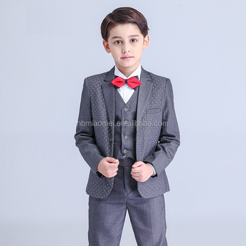 2016 Baby Boy Formal Wedding Suits Baby Boy Clothing Set For Formal