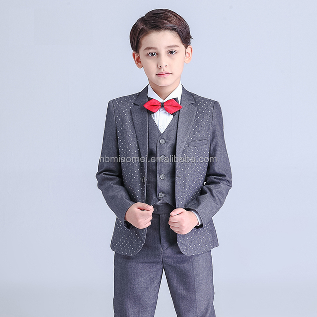 China Baby Boys Wedding Suits Wholesale 🇨🇳 - Alibaba