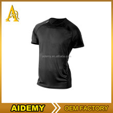 Mens Copper Wear Stretch Compression Top Shirt, Slim fit Shaper Short Sleeve Shirt