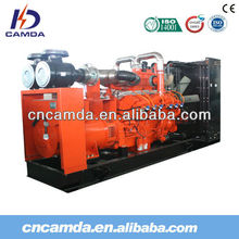 Hot sale 500KW natural gas generator / CHP Gas Generator / Gas cogeneration set with CE Certificate