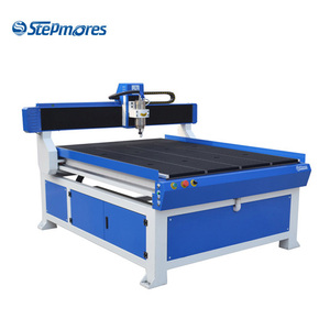 SM1212 2200w water cooling usb port used cnc wood carving machine