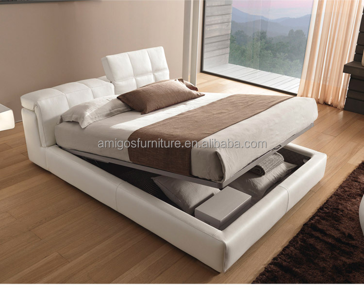 Modern Luxury King Size Wall Bed   Buy Motorized Wall Bed,Ultra King  Bed,Queen Size Bed Trundle Beds Product On Alibaba.com