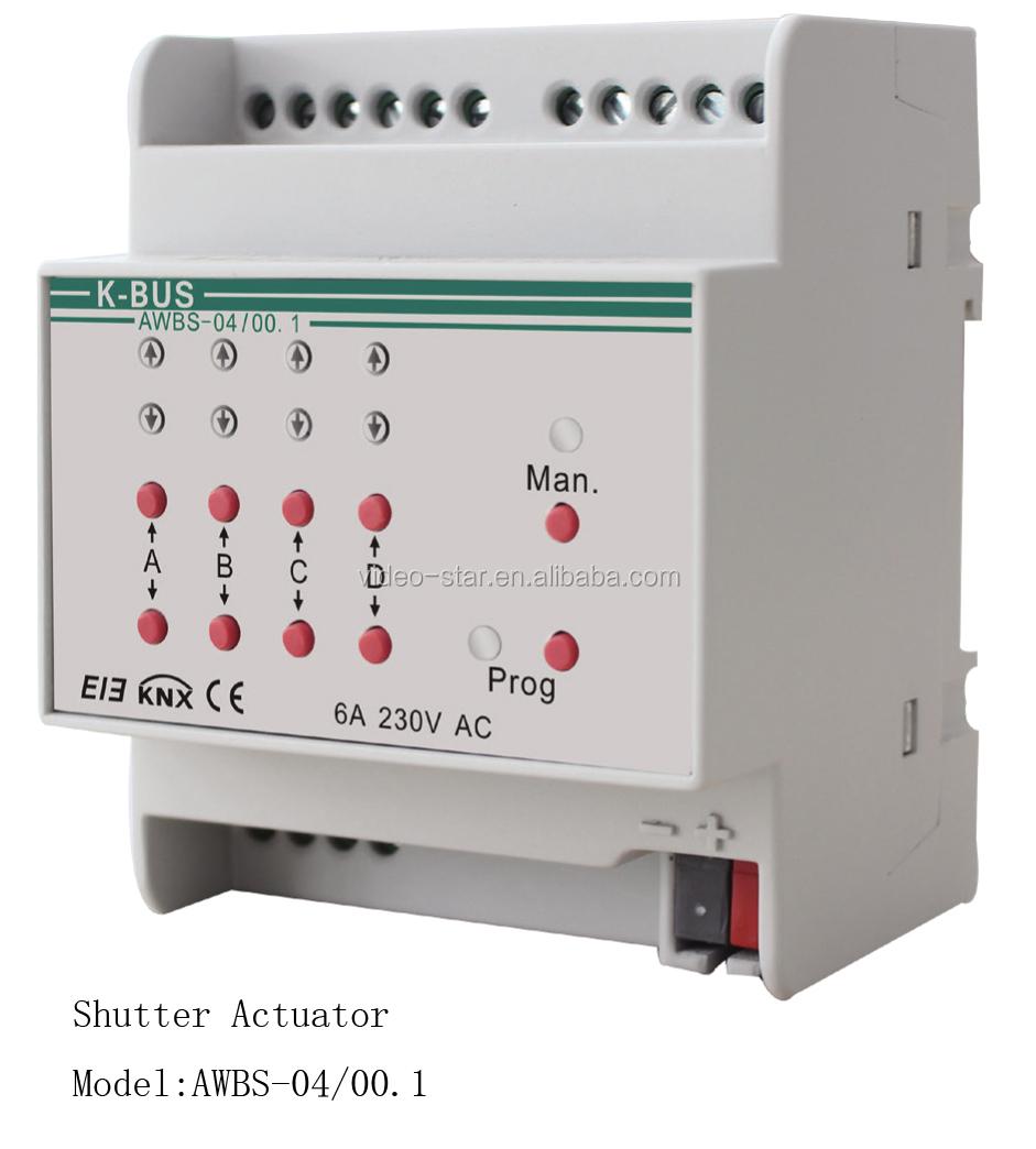 Smart Home Lösung Knx Eibti Shutter Antrieb,Elektrische Schalter ...