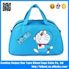 Cheap custom logo polyester cute promotional travel bag for gifts
