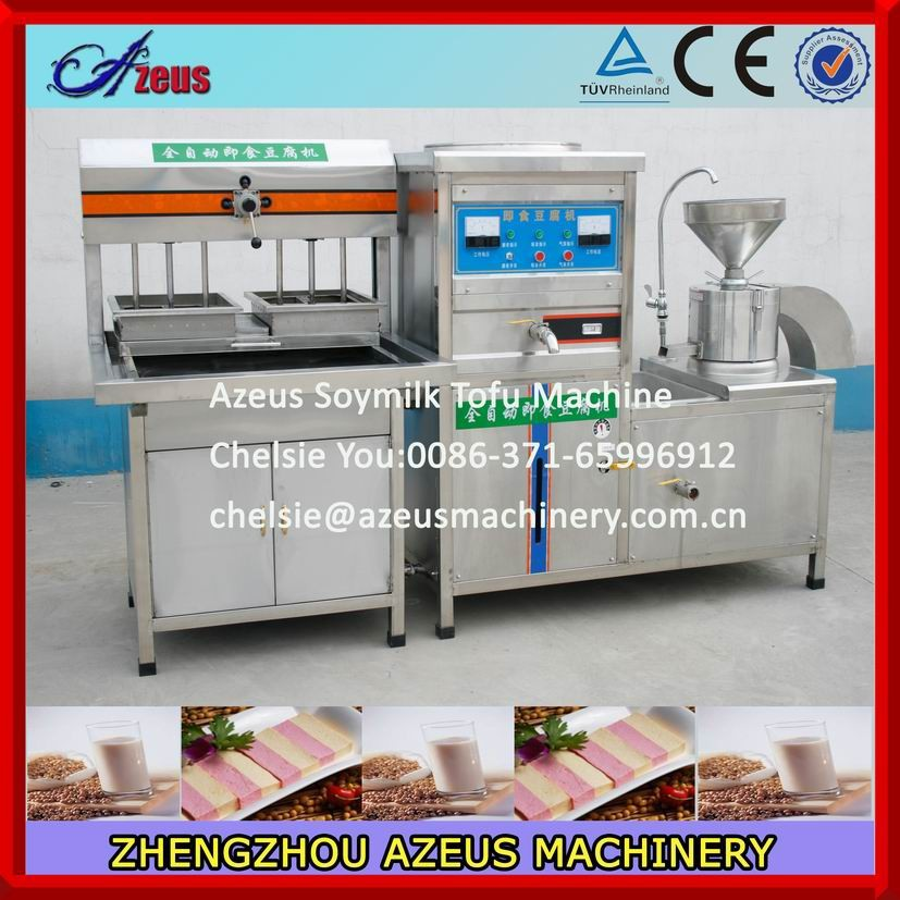 2015 Smart food machinery pneumatic tofu press machine/tofu presser