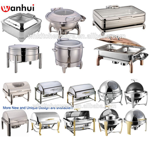 chafing dish, commercial cookware, gn pan, trolley...and more horeca products kitchenware set