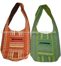 Custome Design Shoulder ethnic fashion sea shell indian Handmade Bag