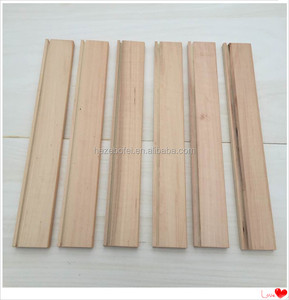Poplar Edge Glued Panels solid wood drawer backs and sides boards
