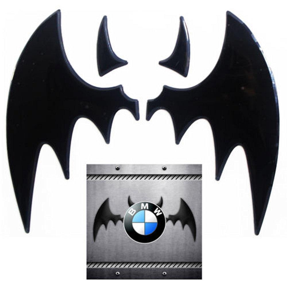 Buy Carcare Cute Fashion Diy Devil Decal Batman Car Sticker Emblem
