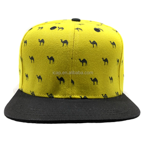 Wholesale Different Types of Custom High Top No Logo Free Elastic Band Snapback Hats and Caps