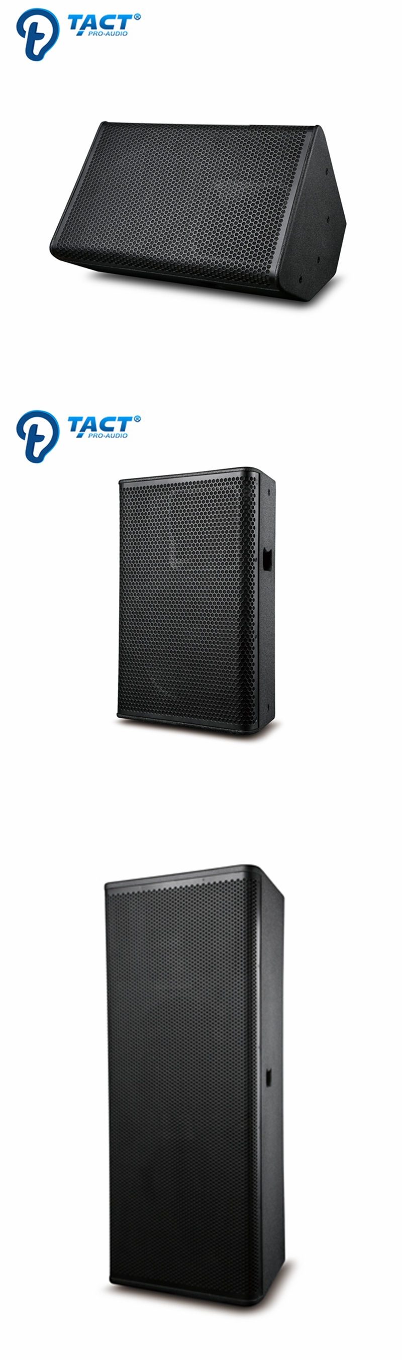 PH12 12 inch passive 2-way full range loudspeaker, professional speaker