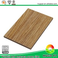 Low Water Absorption Interior Half Wall Wood Paneling