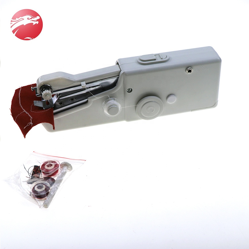 Home Use Electric Hand Lock Stitch Mini Sewing Machines For Clothes