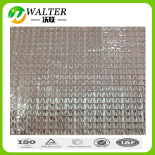 hdpe sun reflective fabric/agricultural greenhouse roof covering aluminum shade net