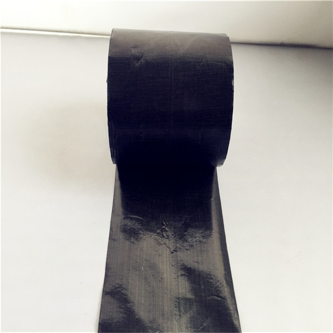 Black Heat resistant Teflon tape for electrical wires , good adhesive,chemical corrosion resistance