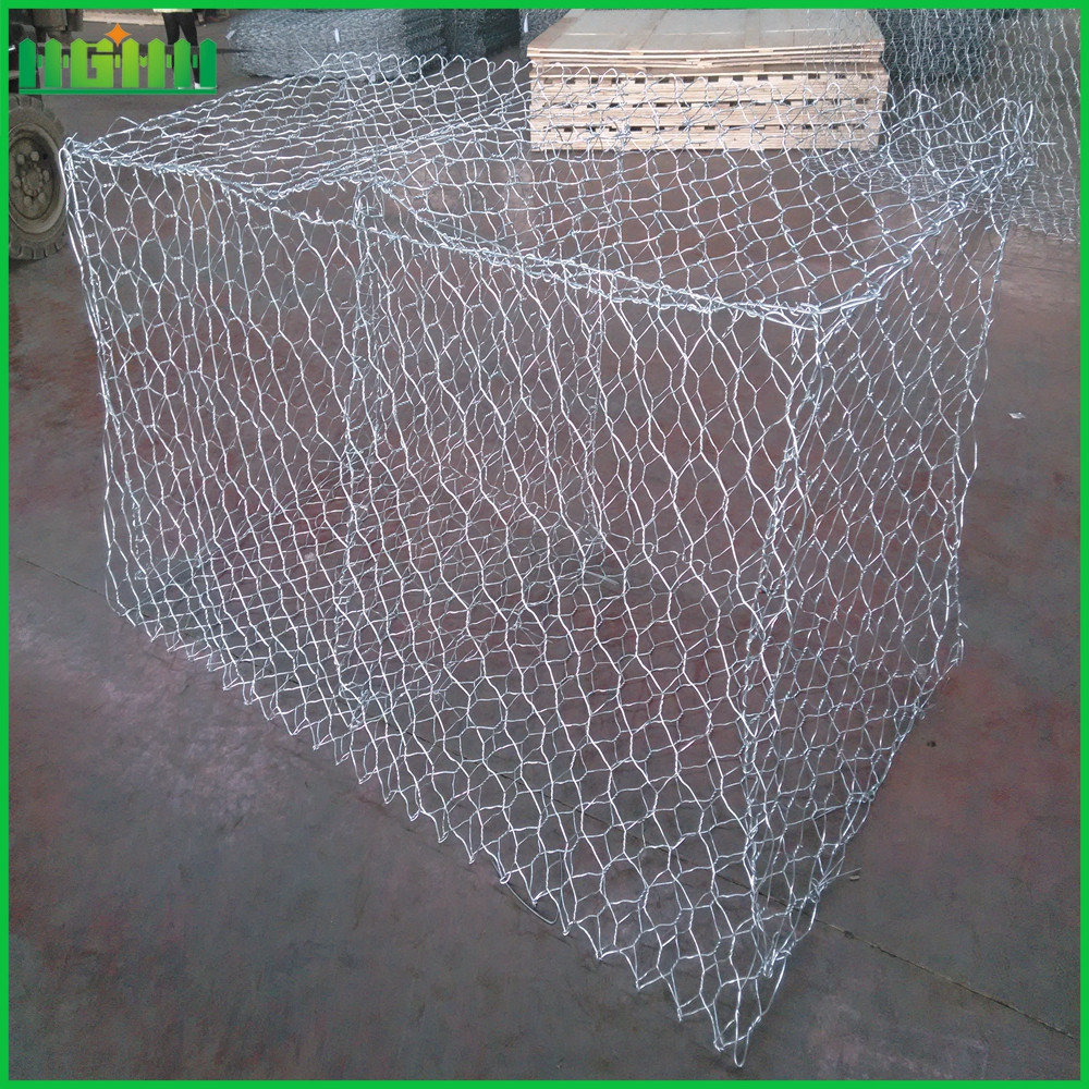 Cheap and fine decorative wire mesh gabion box with high quality
