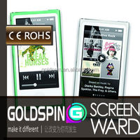 Perfect Fit For Ipod Nano 7 Screen Protector from Manufacturer