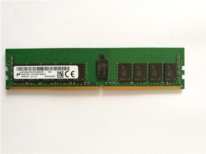 Hynix 32GB 2Rx4 PC4-2400T ECC REG RDIMM HMA84GR7MFR4N-UH Server Memory 1x32GB