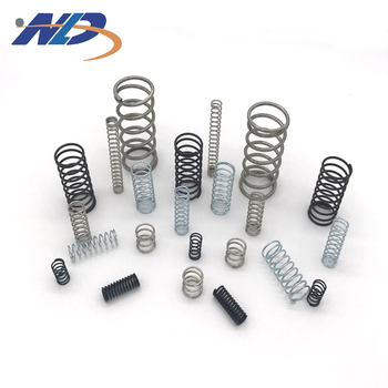 Wholesale metal small coil pressure spring custom compression spring