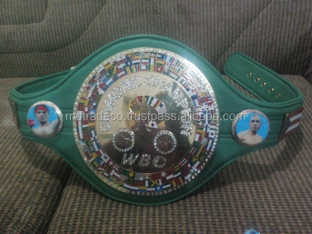 WBC Diamond BOXING BELT