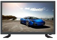 popular 24inch led tv HD LED TV/ hotel tv with DVD combo/hdm+usb/dvb-t2/c/s
