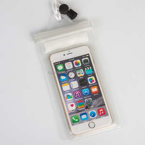High Quality Waterproof Underwater Pouch Dry Bag Case Cover Protection for 4.5-6 inch Cell Phone