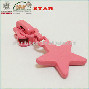 Wholesale plastic zip puller with professioal process for sale