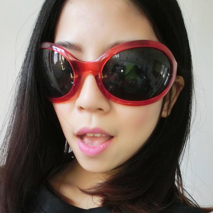 online kaufen gro handel alien sonnenbrille aus china. Black Bedroom Furniture Sets. Home Design Ideas